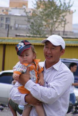 Mongolian people