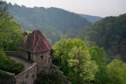 Selfguided cycling tour in the foothills of Sudetes Poland